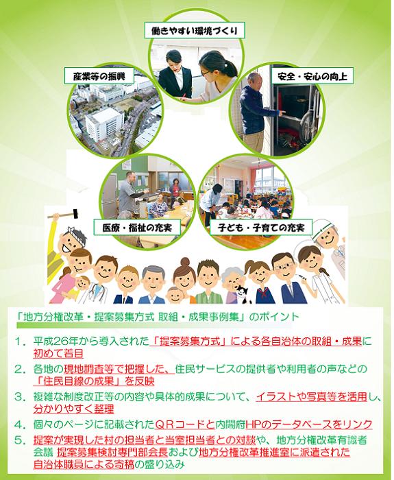 地方分権改革・提案募集方式 取組・成果事例集(平成30年3月) : 地方 ...