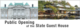 Public Opening of the State Guest House