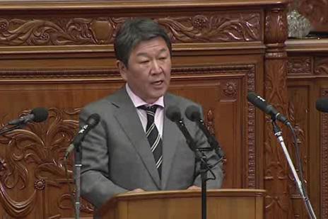 第198回国会における経済演説 - ...