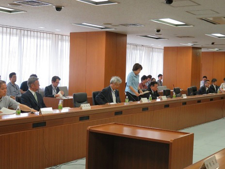 第27回沖縄振興審議会の開催